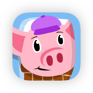Oinky the Piggy App Icon